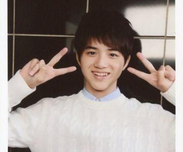 岩﨑大昇(東京B少年)の誕生日とwiki!姉(兄弟)と学校?入所日はいつ?